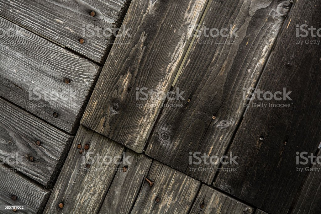 plank wall background stock photo