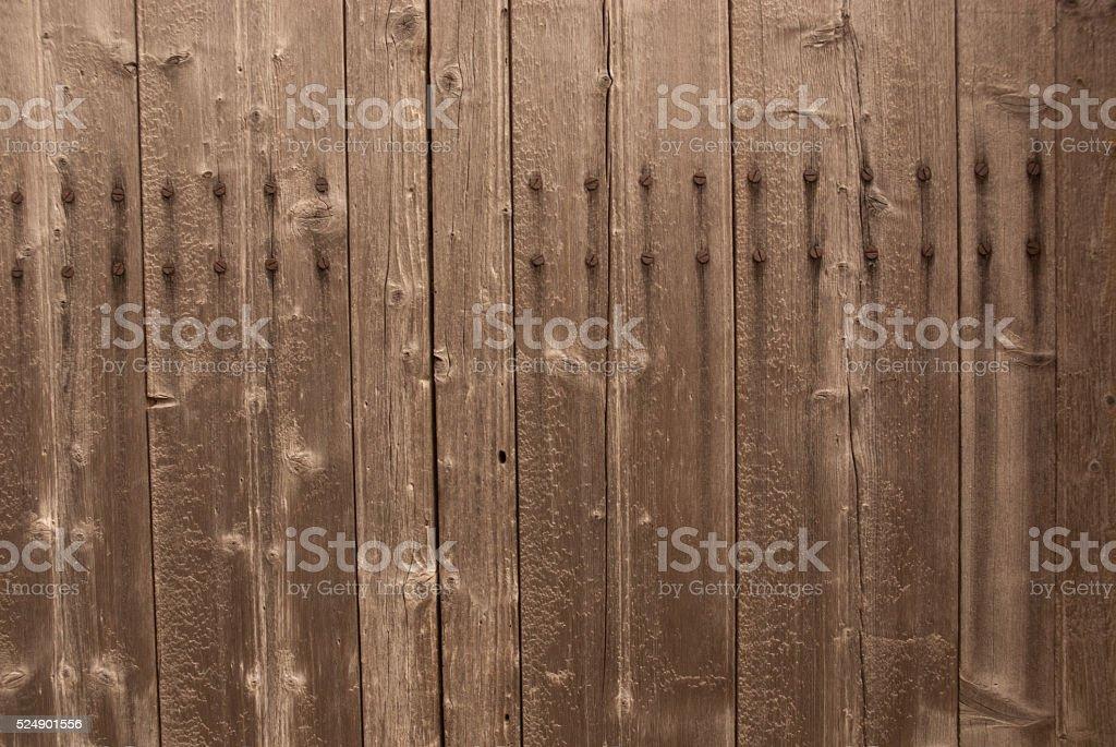 plank wall stock photo