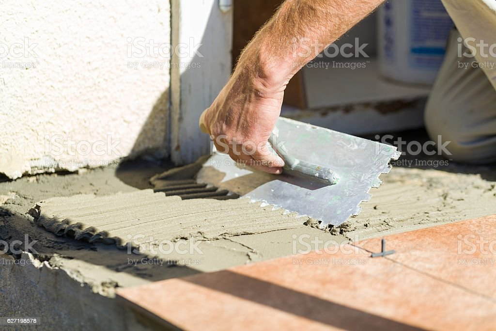 Planned sure work stock photo