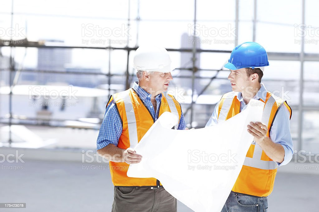 Planning for future developement royalty-free stock photo