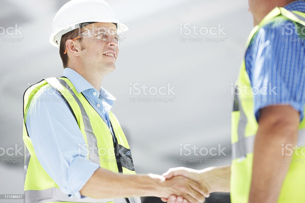 Planning for the future royalty-free stock photo