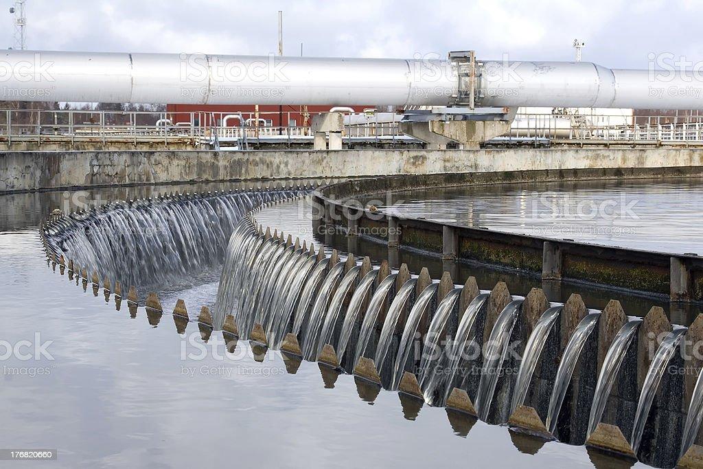 Plant pipeline stock photo