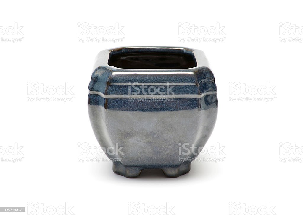 Plant Pot royalty-free stock photo