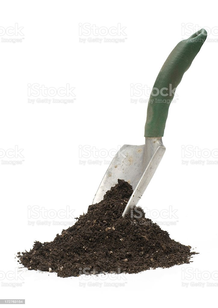 planting-main ingredient royalty-free stock photo