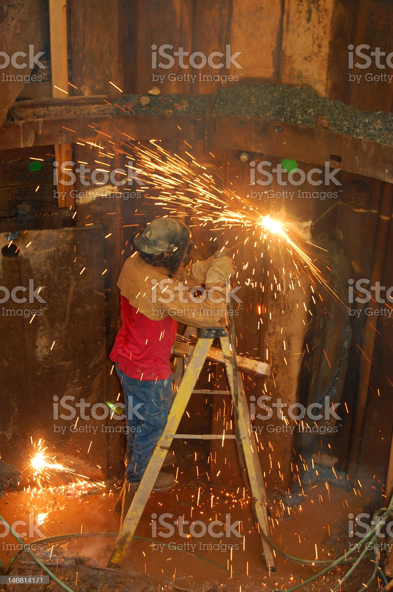 Plasma Cutter royalty-free stock photo