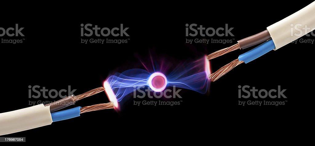 plasma stock photo