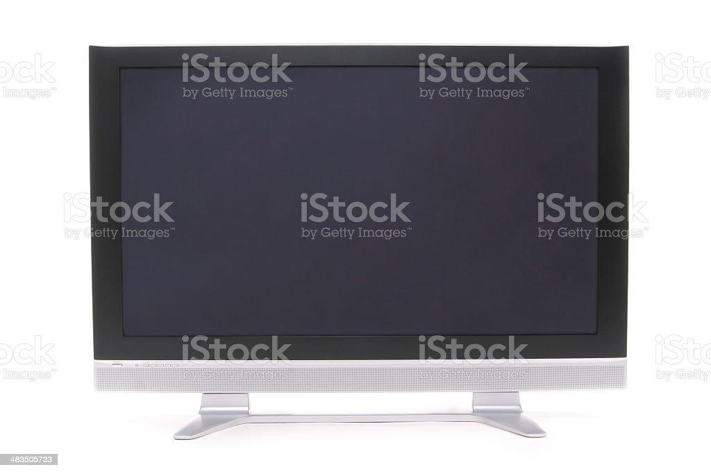 Plasma TV 2. royalty-free stock photo
