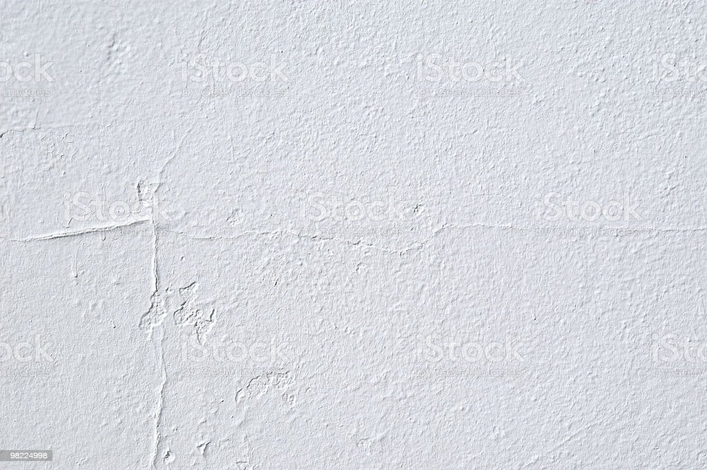 Plaster Wall royalty-free stock photo