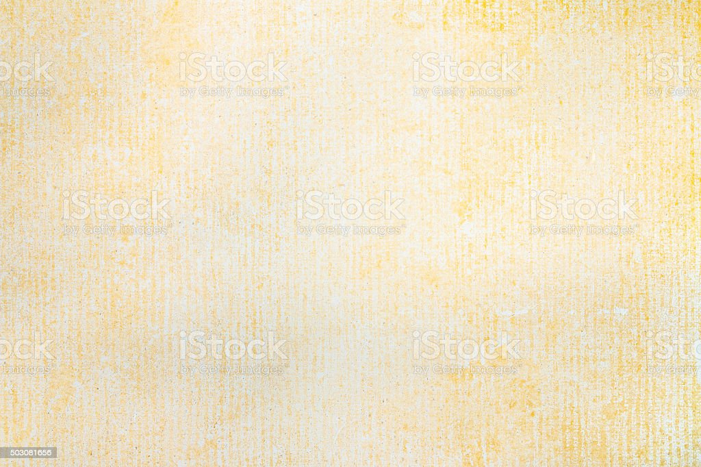 Plasterboard wall textured background full frame after removing wallpaper stock photo