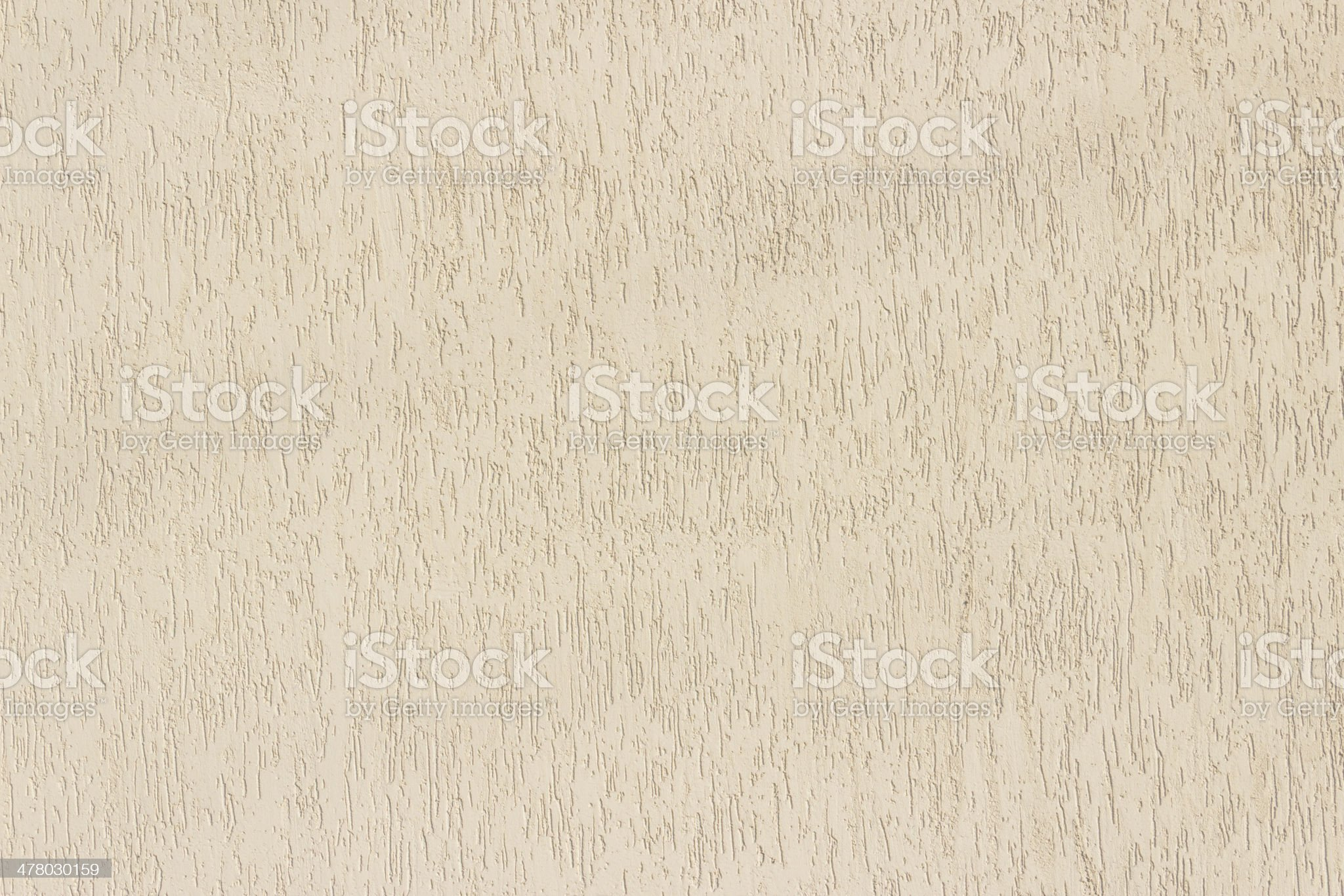 Plastered wall with fine texture royalty-free stock photo