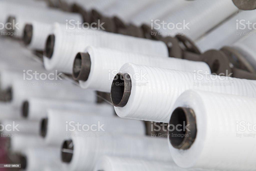Plastic bag Industrial stock photo