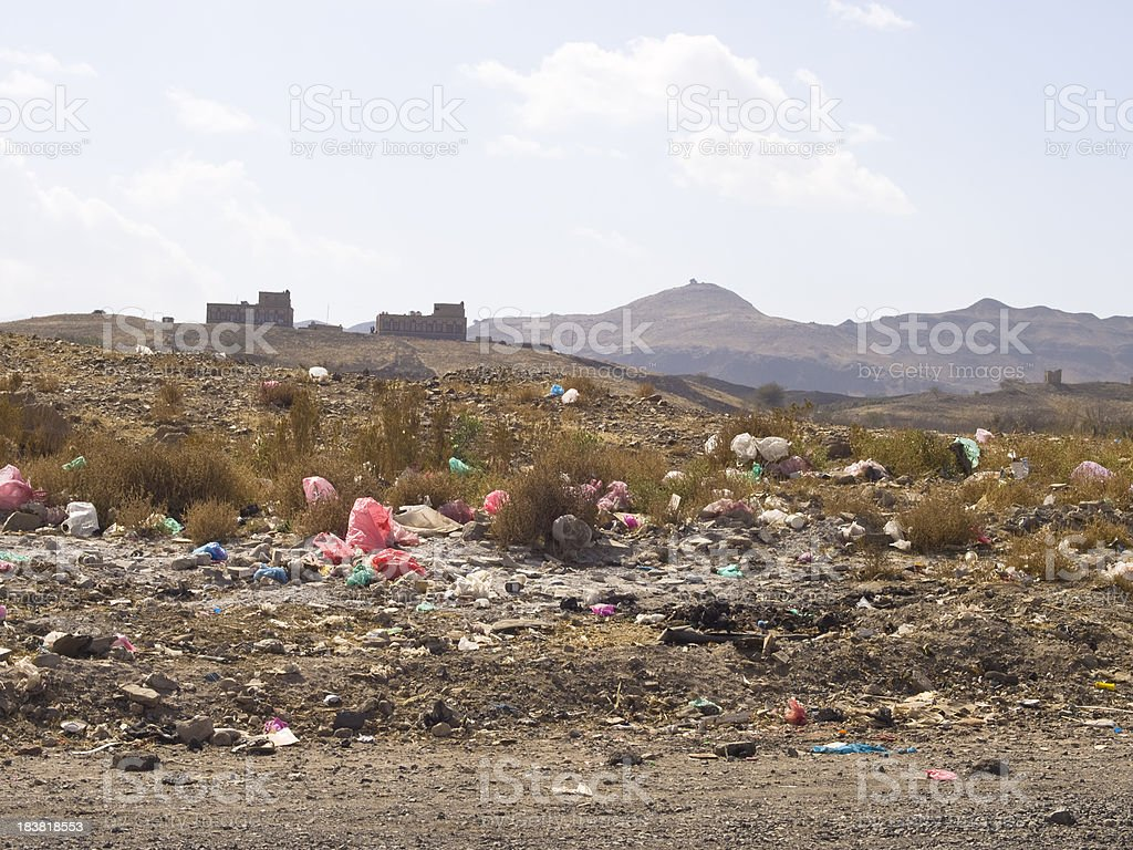 plastic bags royalty-free stock photo
