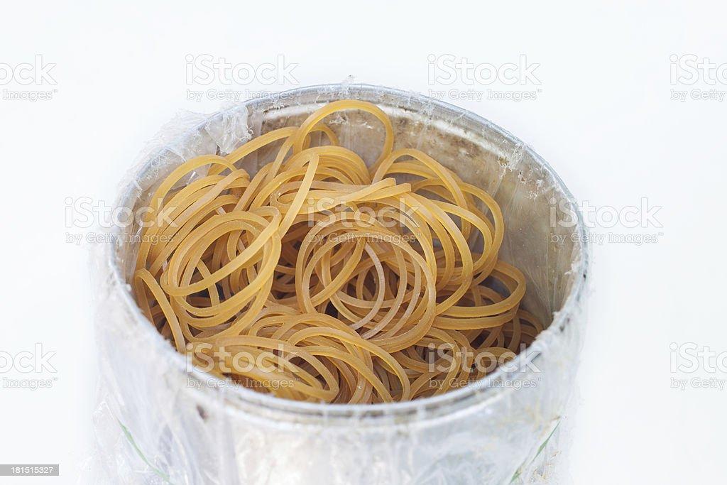 plastic band royalty-free stock photo