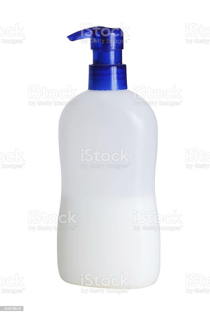 plastic battle stock photo
