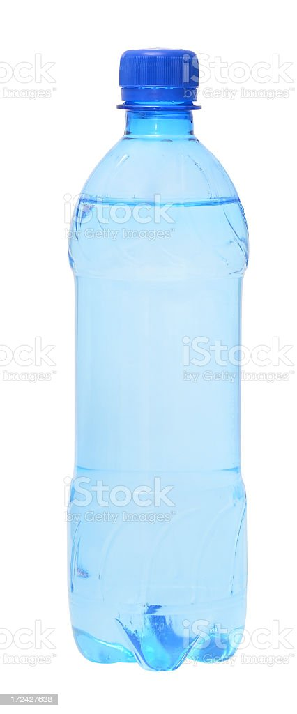 plastic bottle royalty-free stock photo