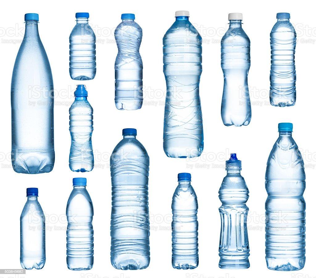 Plastic Bottles stock ...