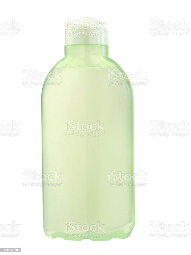 Recipiente de plástico foto de stock libre de derechos