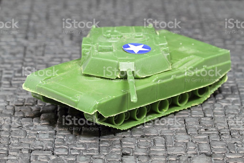 Plastic Destroyer royalty-free stock photo