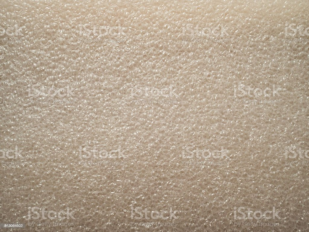 plastic foam sheet texture for preventing object from bumping stock photo