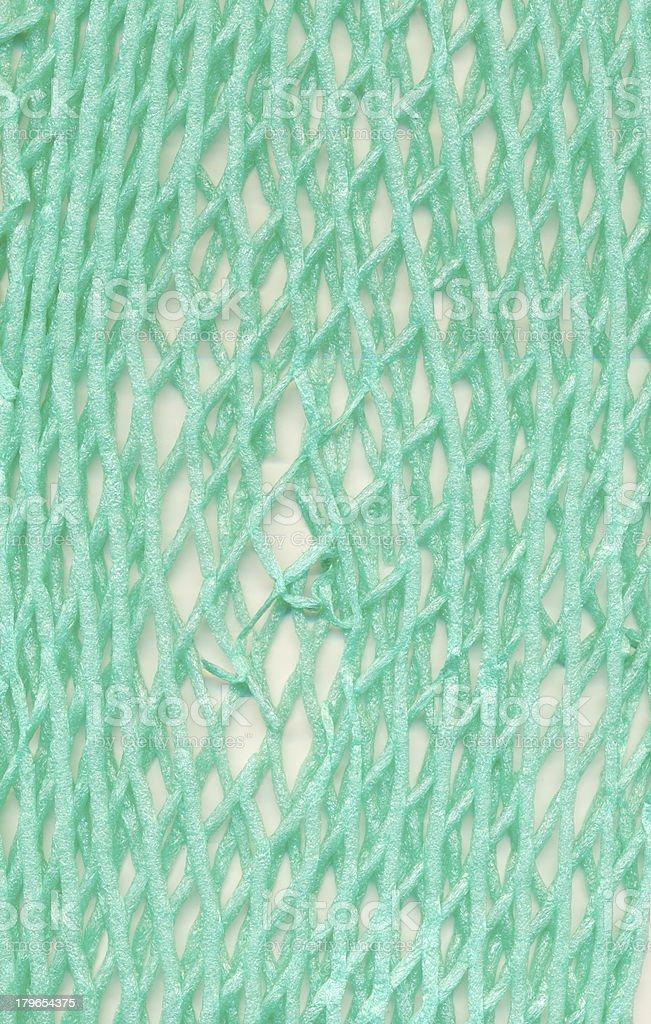Plastic mesh royalty-free stock photo