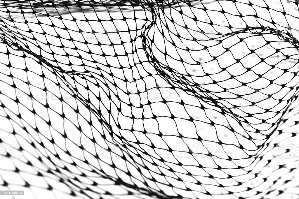 plastic net stock photo