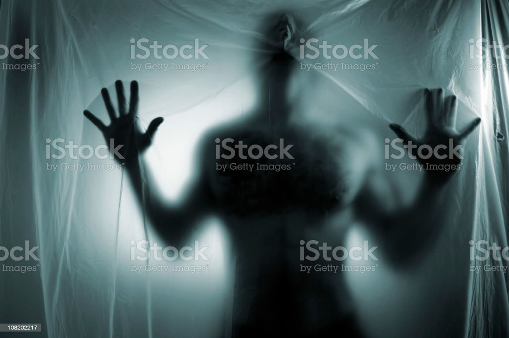 plastic sheet series royalty-free stock photo