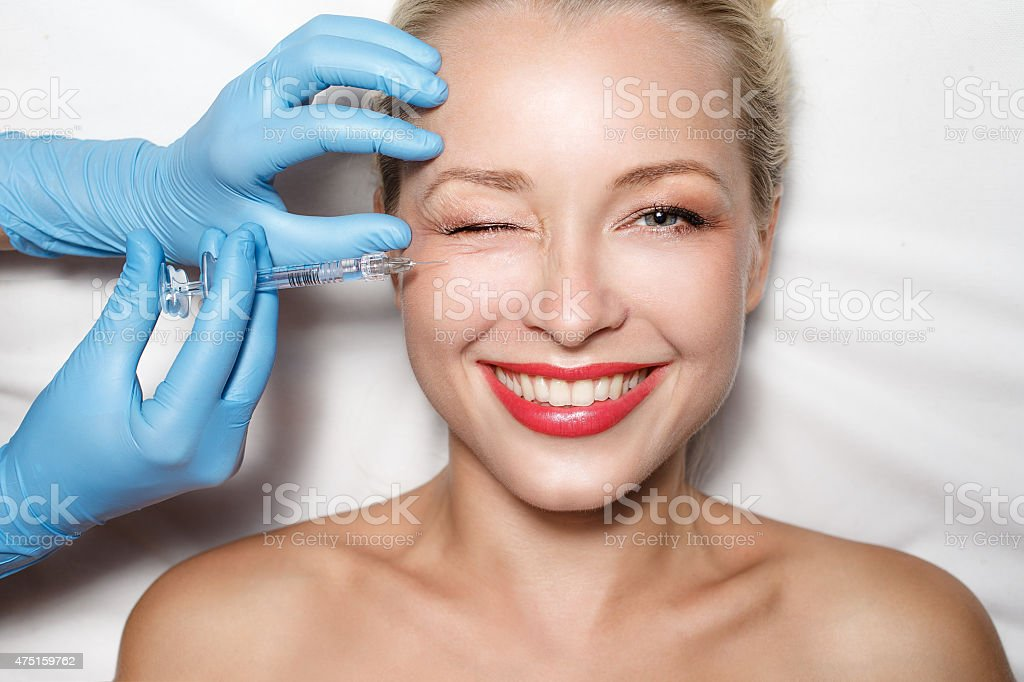 Plastic Surgery Concept stock photo