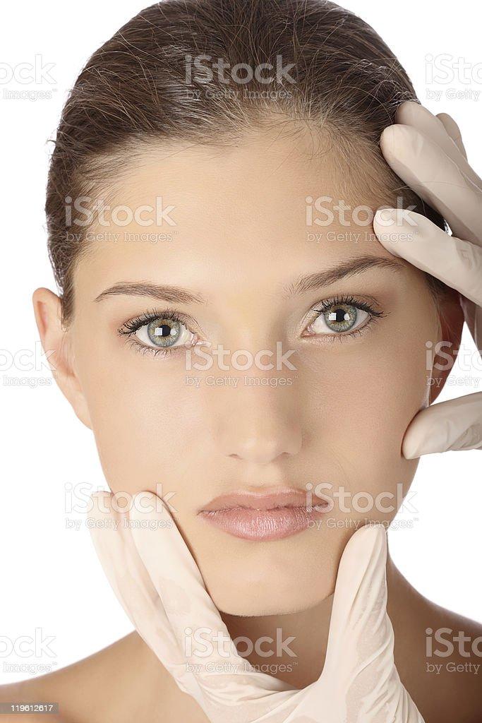 Plastic Surgery royalty-free stock photo