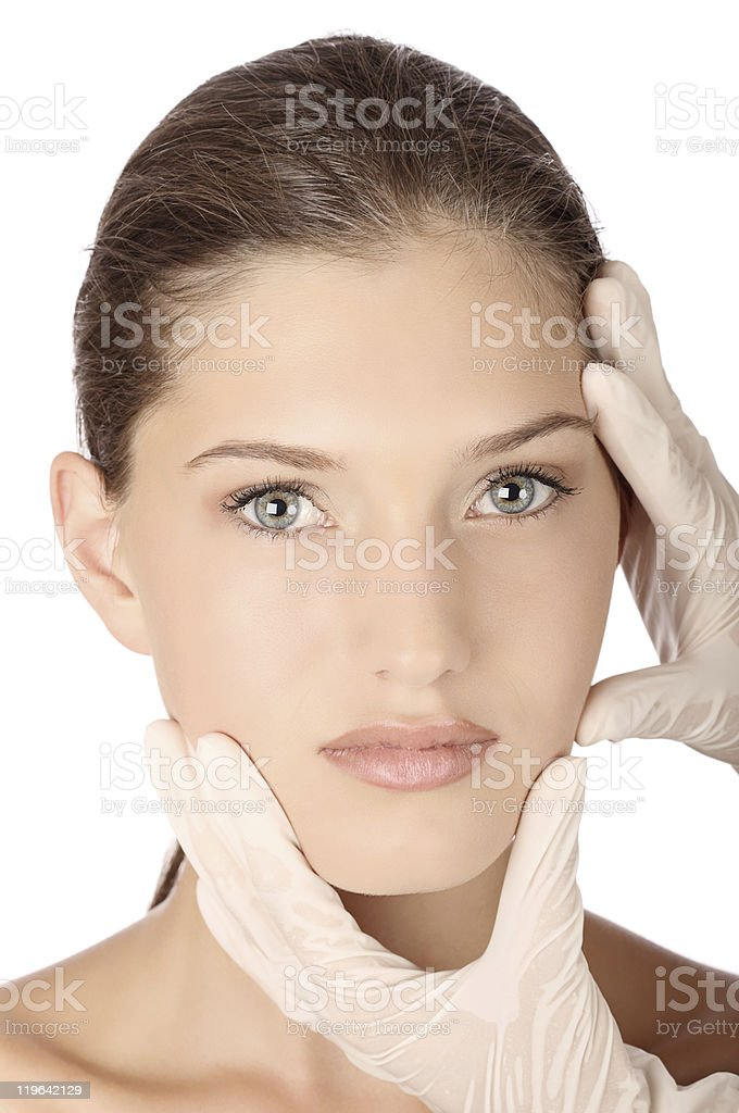 Plastic Surgery royalty-free stock photo