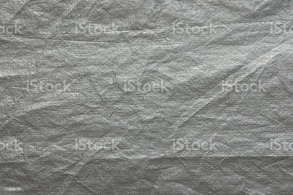 Plastic Tarp Texture stock photo