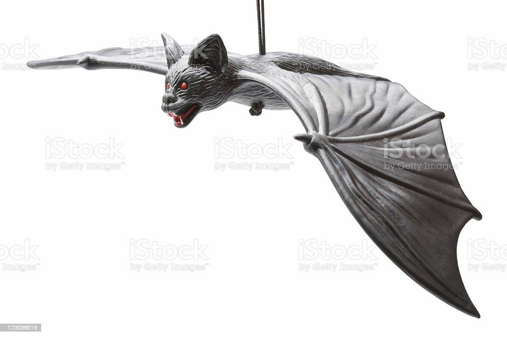 plastic vampire bat (XL) stock photo