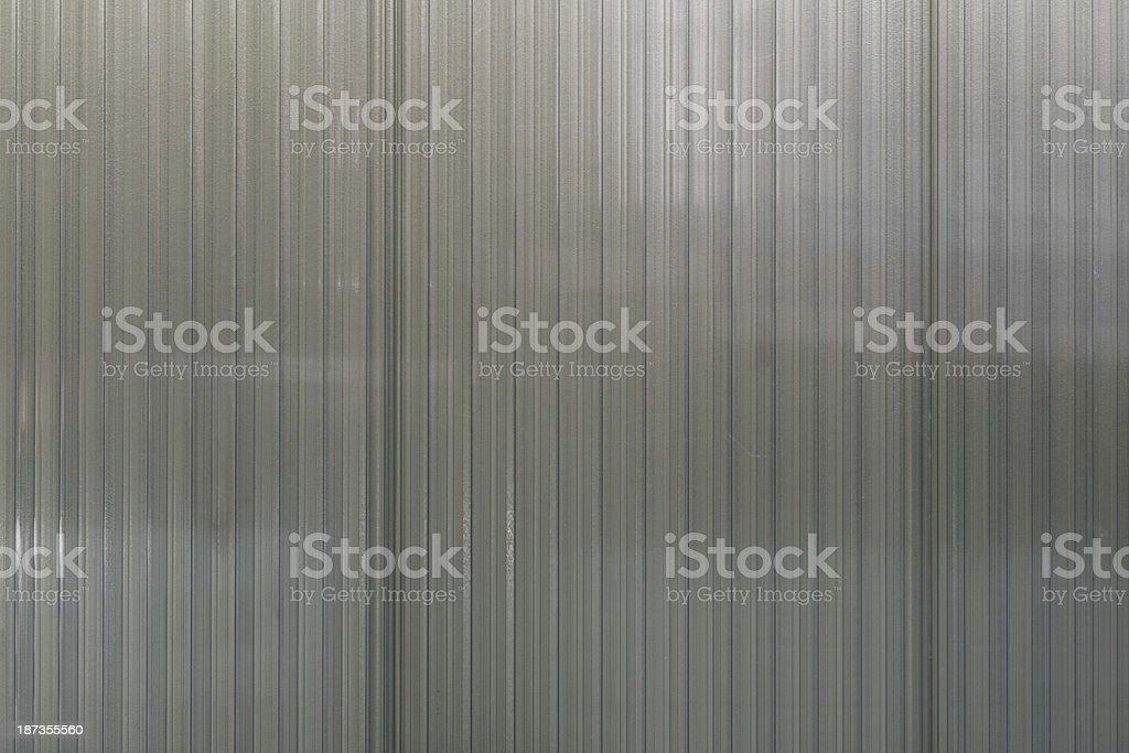 plastic wall stock photo