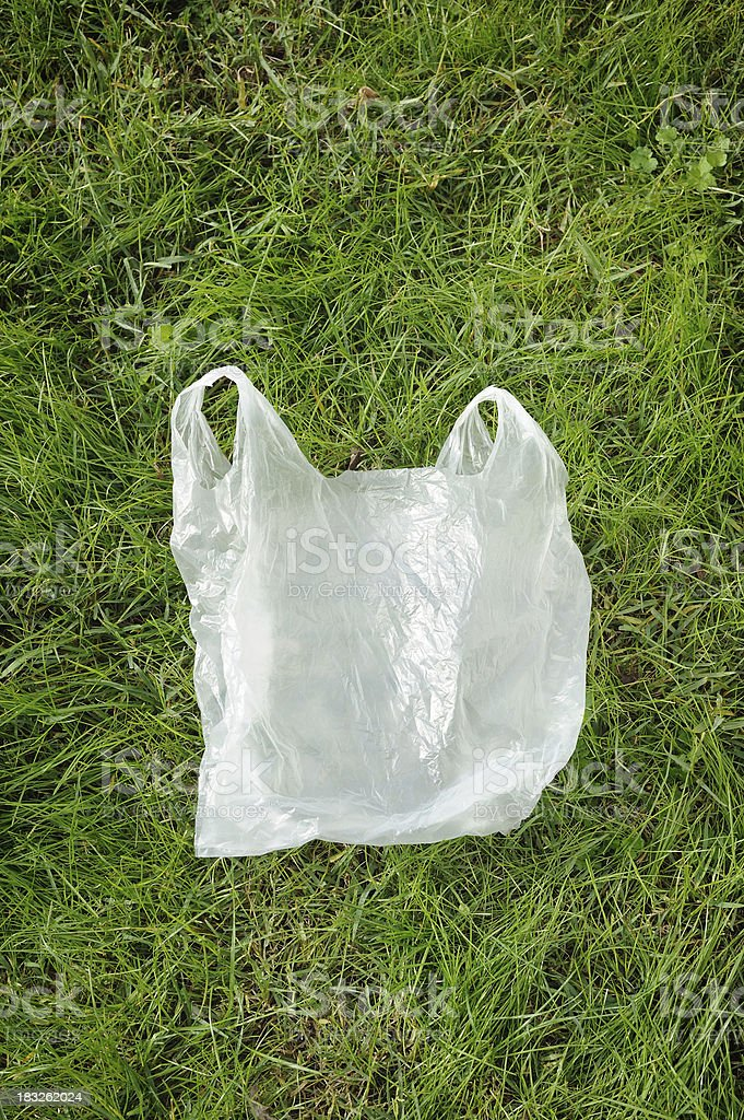 Plastic Waste royalty-free stock photo