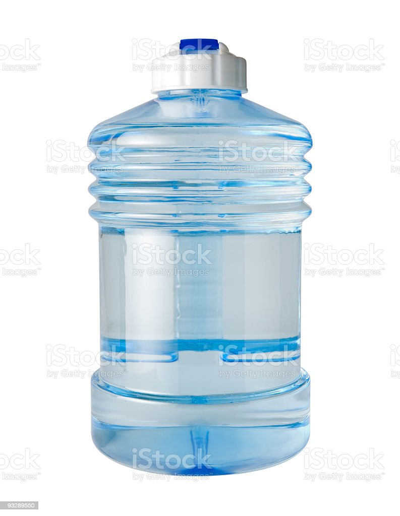 Plastic Water Jug royalty-free stock photo