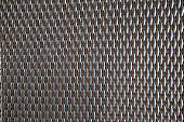 Plastic weave pattern texture