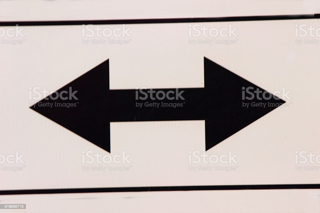 plate to the road sign stock photo