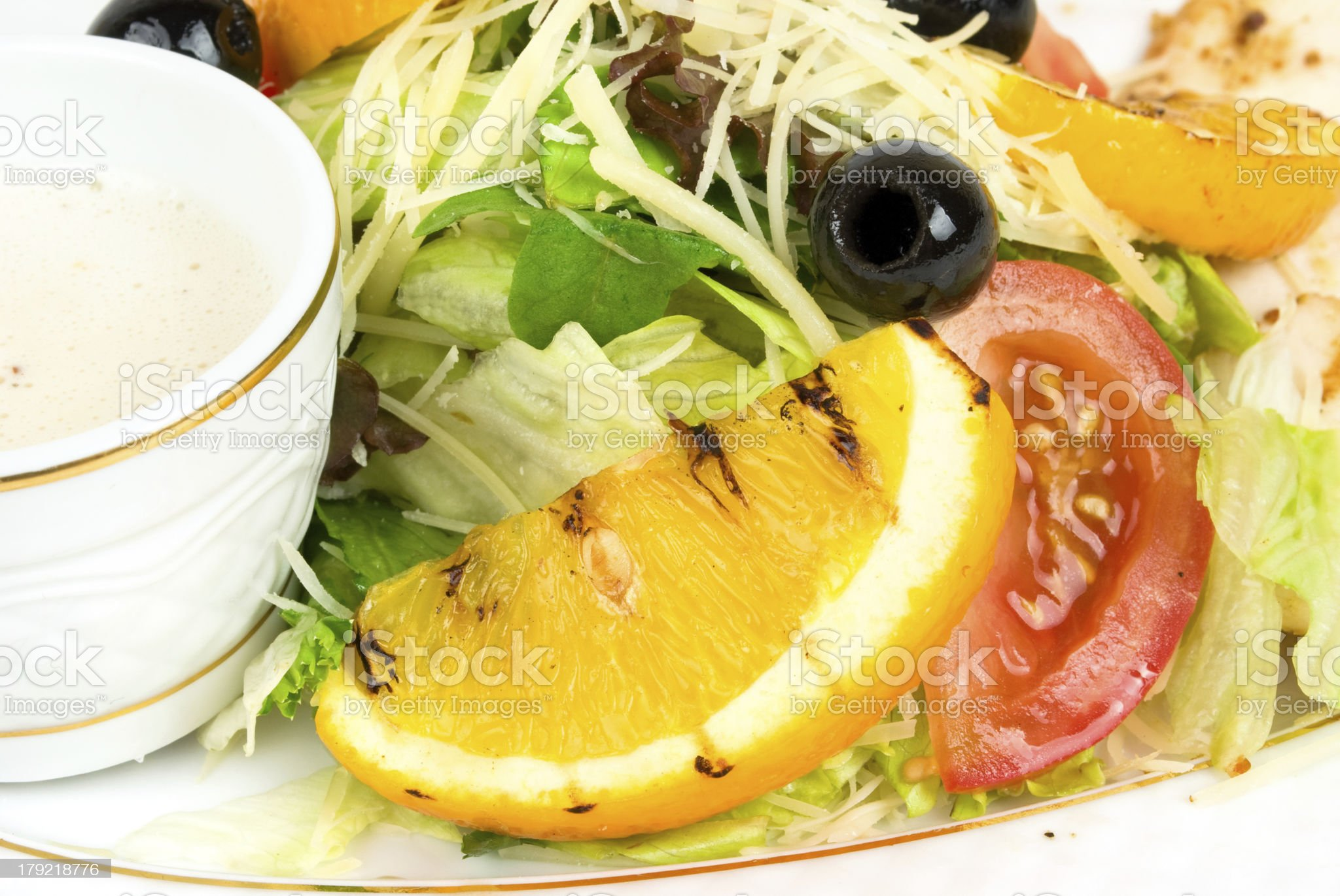 Platter of assorted fresh vegetables royalty-free stock photo