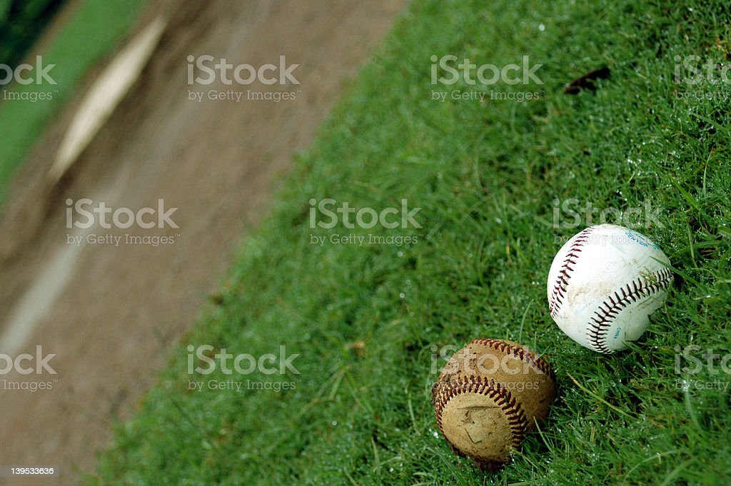Play Ball! stock photo