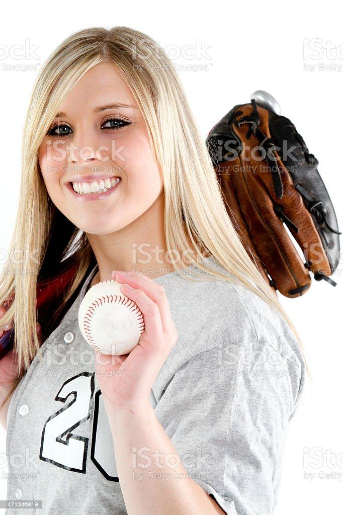 Play Ball stock photo