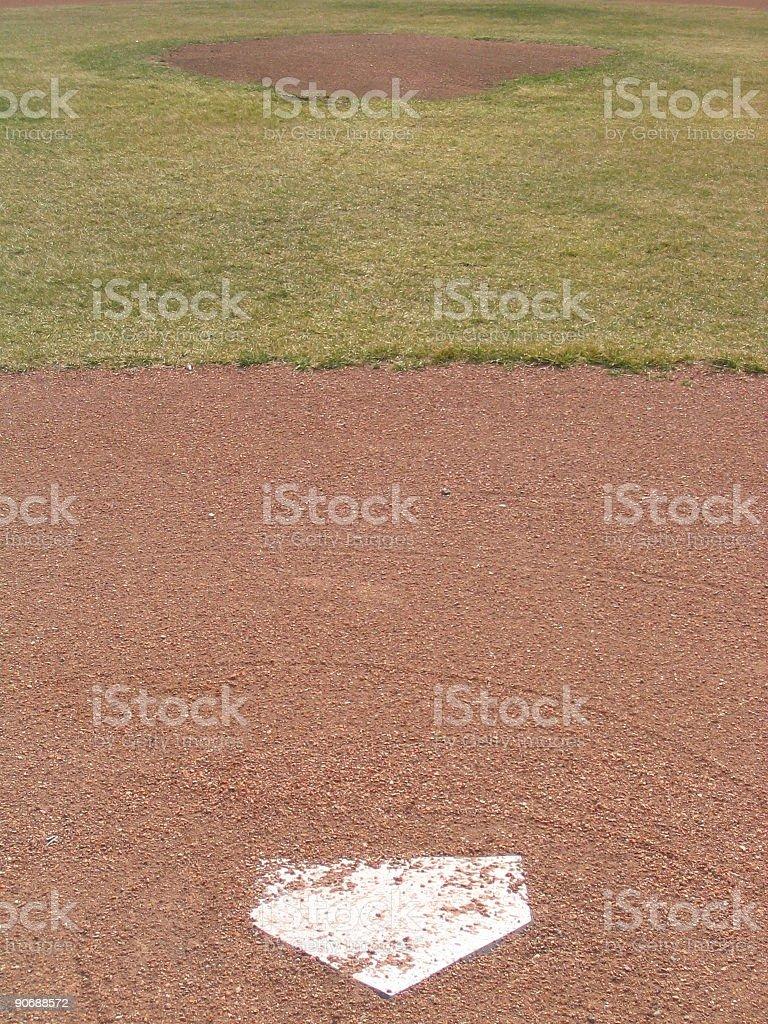 Play ball royalty-free stock photo