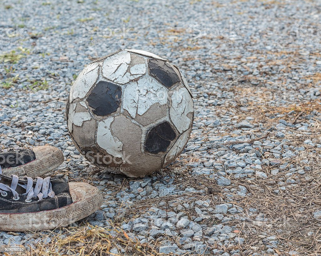 play football background stock photo