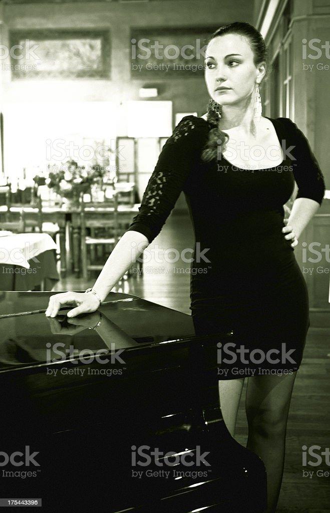 Play it again, Sam. royalty-free stock photo