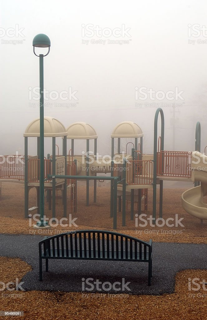 Play Park stock photo