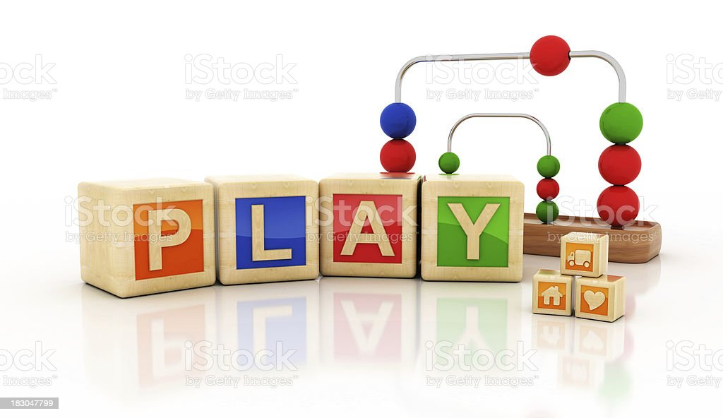 play time toys royalty-free stock photo