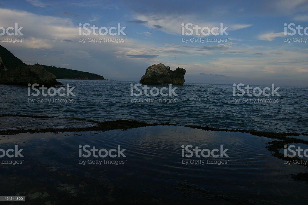 Playa stock photo
