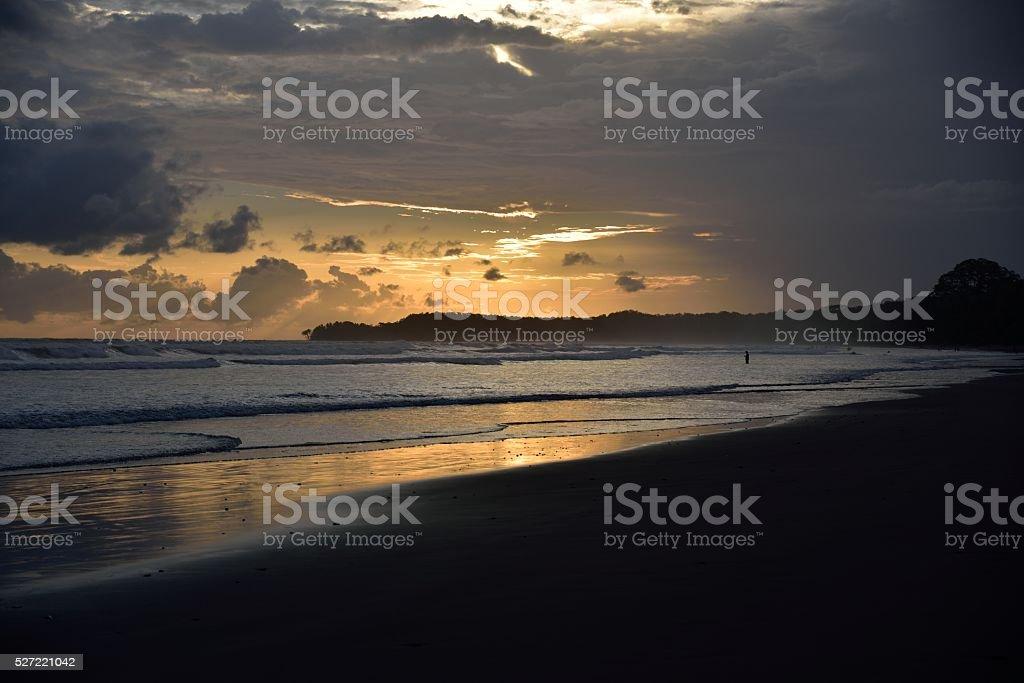 Playa Tortuga stock photo