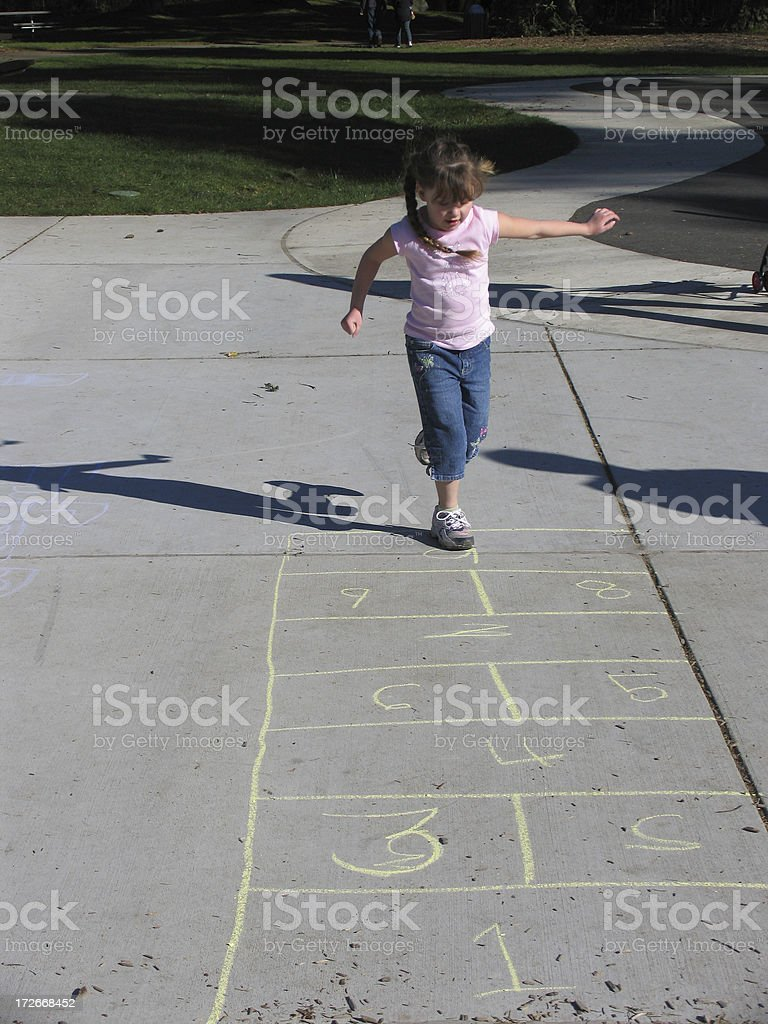 Playground 0014 royalty-free stock photo