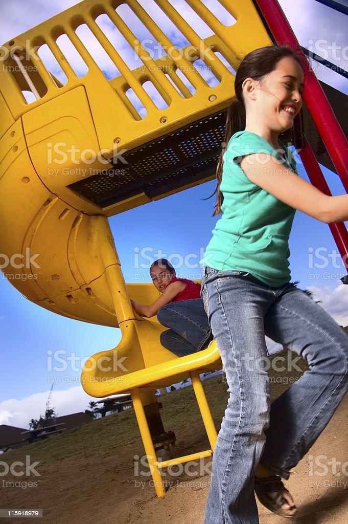 Playground. royalty-free stock photo