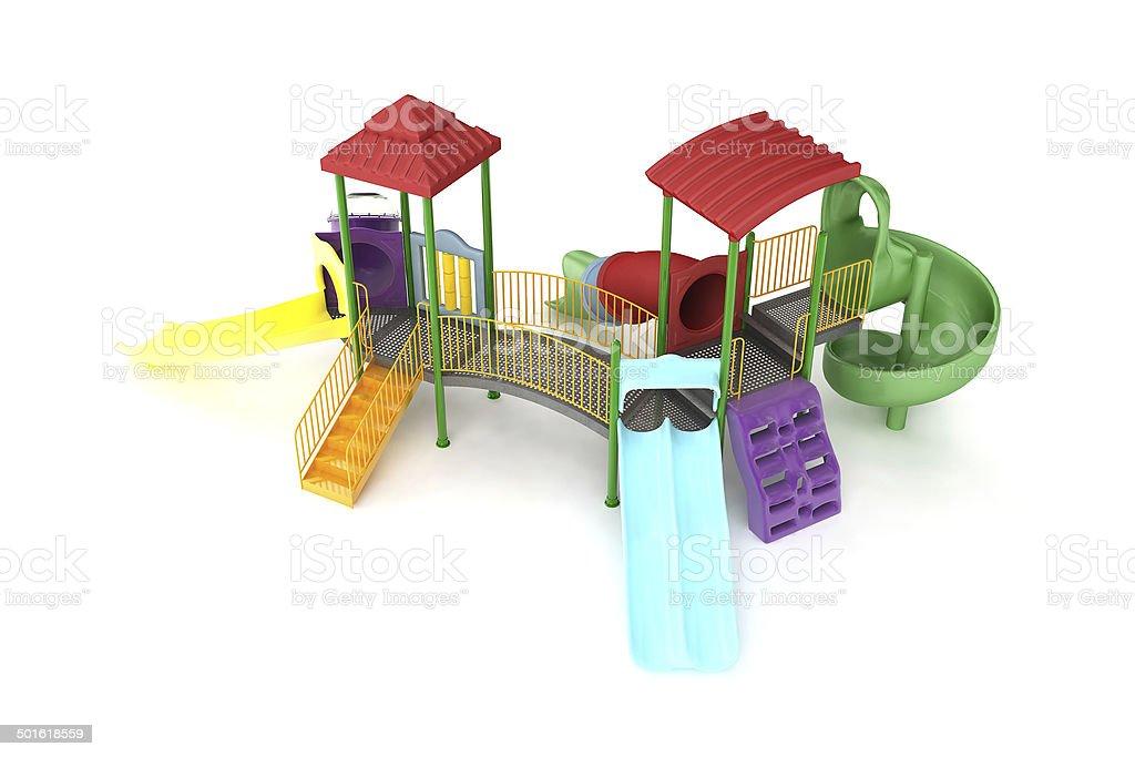 Playground royalty-free stock photo