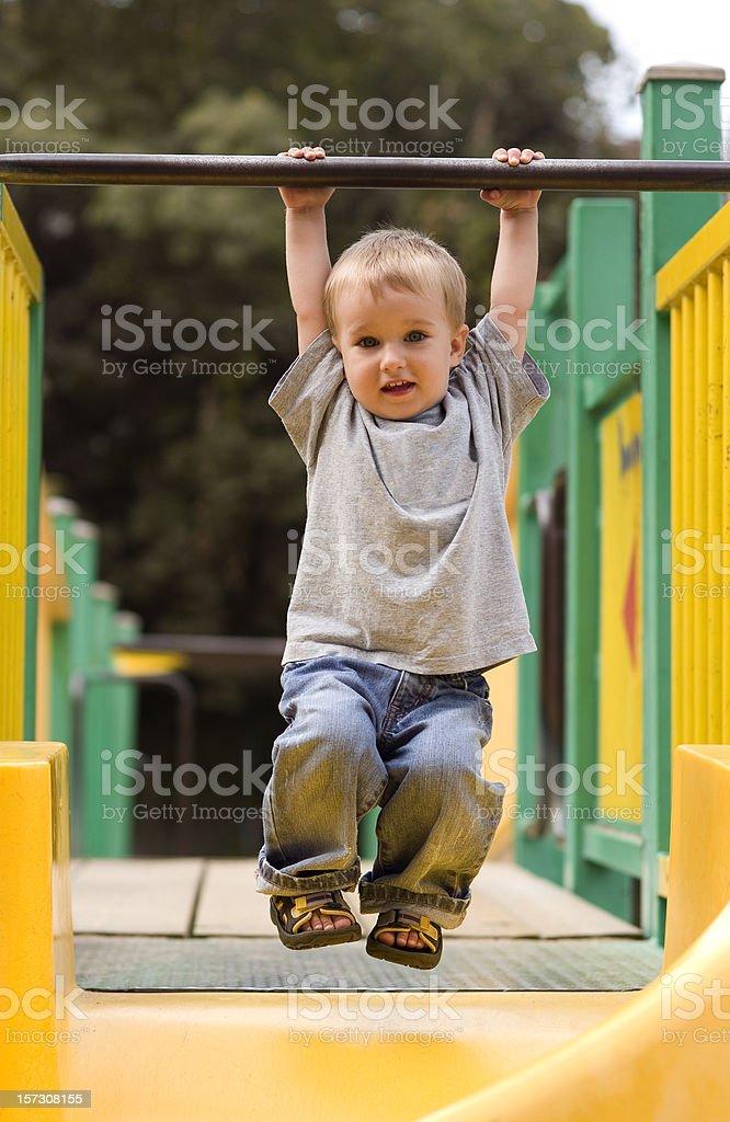Playground Time royalty-free stock photo